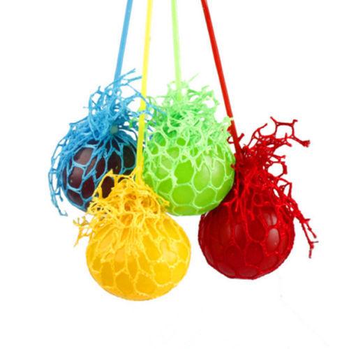 משחק נהדר להורדת לחצים ולשיפור הריכוז, כדור לחץ ענבים, 2 יח...