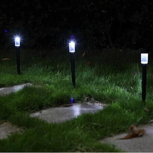 דוקרן תאורת גן סולארית, יאיר לך את הגינה או המרפסת ללא צורך...