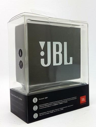 רמקול אלחוטי JBL GO קטן ועוצמתי רק 179 ש