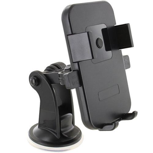 זרוע לשמשת הרכב One-Touch לניידים גדולים לחלון או דשבורד הרכ...