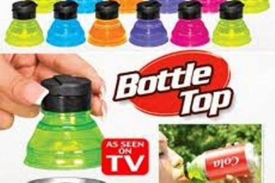 הפכו כל פחית לבקבוק ! עם סט של שישה פקקים לפחיות שיעזרו לכם ...