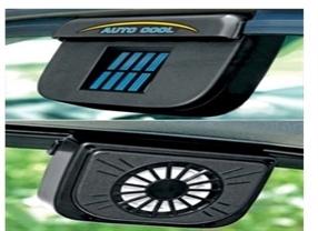 מאוורר סולארי לקירור תא הנוסעים של רכב חונה! משלוח חינם!!!...