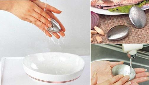 סבון נירוסטה מיוחד לניטרול ריחות שום ובצל – רק 33 ₪  משלוח ...