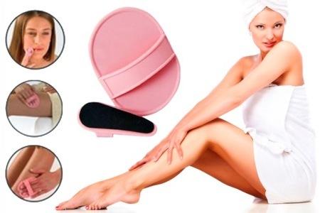 הקץ לכאבים בהסרת השיער: מסיר שיער ידני Smooth Legs , משלוח ...