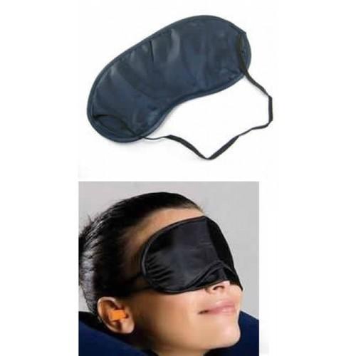 כיסוי עיניים בצבע שחור לנוחות מקסימלית בעת השינה בטיסות או ...