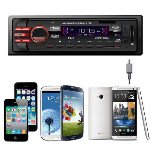 רדיו MP3 בלוטוס תומך A2DP : דיבורית בלוטוס. שמיעת השיחות דרך...