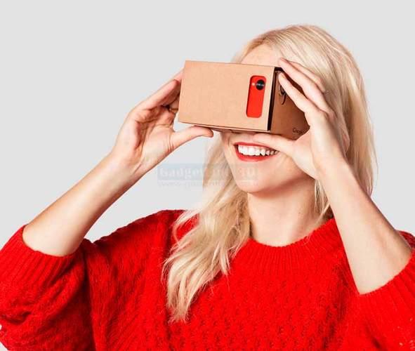 להנות מתלת מימד - בסמרטפון עם משקפי תלת-מימד לסמארטפון רק ב...