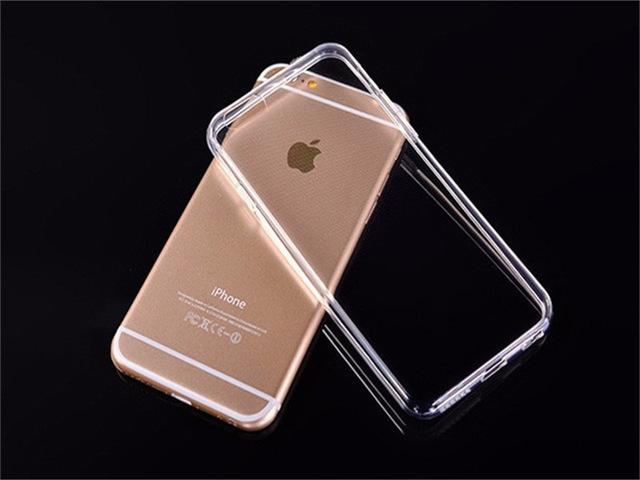 אוהב את האייפון שלך בגודלו הטבעי?    כיסוי דק שקוף לאייפון...