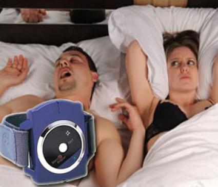 שאף אחד לא יפריע לך לישון ! מכשיר למניעת נחירות Snore Stopp...