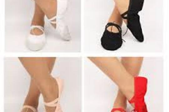 לרקוד בכיף עם נעלי באלט / ריקוד מקצועיות במחיר בלעדי רק 59...