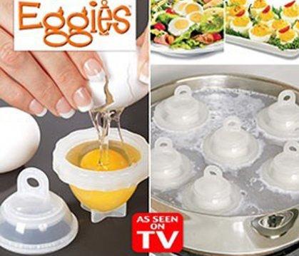 חושבים לאכול ביצים, תחשבו 'Eggies' - הדרך החדשה לבשל ביצים,...