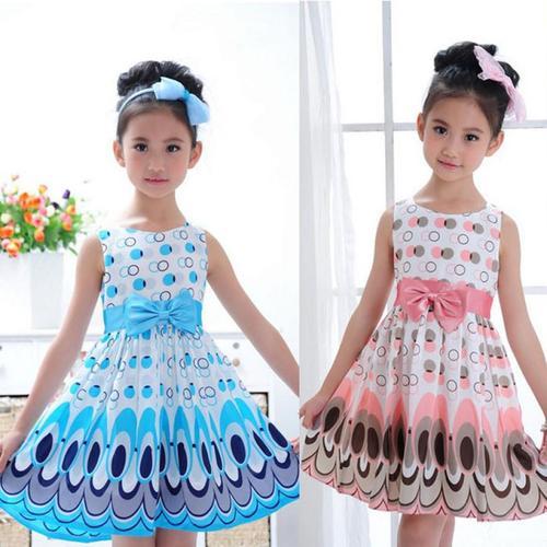 הילדה שלך תהיה הכי יפה באירוע ! שמלה קייצית חגיגית לילדות, ...