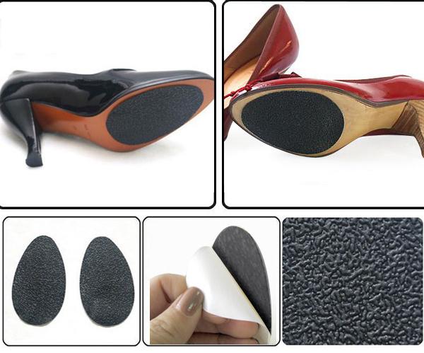 זוג רפידות מונעות החלקה לסוליות הנעליים רק 19 ₪ !!!...