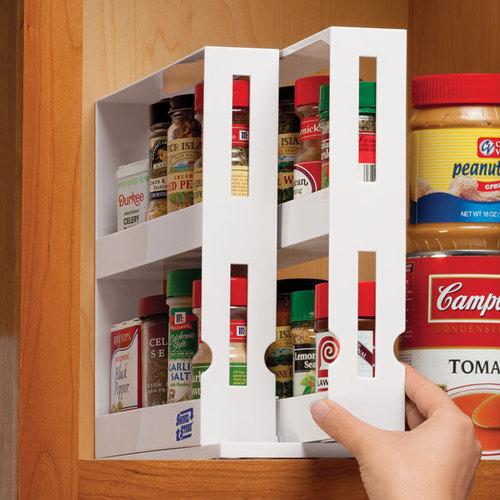 מאחסן התבלינים שיעשה פלאים בארגון המוצרים במטבח שלכם רק 49 ...