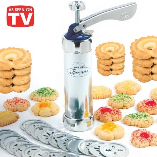 מכשיר ייחודי להכנת עוגיות במגוון צורות רק 59 ₪ !!!...