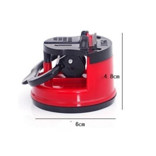 משחיז סכינים מקצועי דגם V6  עם מנגנון יניקת וואקום, מושלם ל...