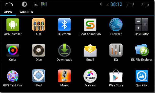 כל הקודם זוכה !!! מערכת מולטימדיה לרכב Android  מסך טאץ גליש...