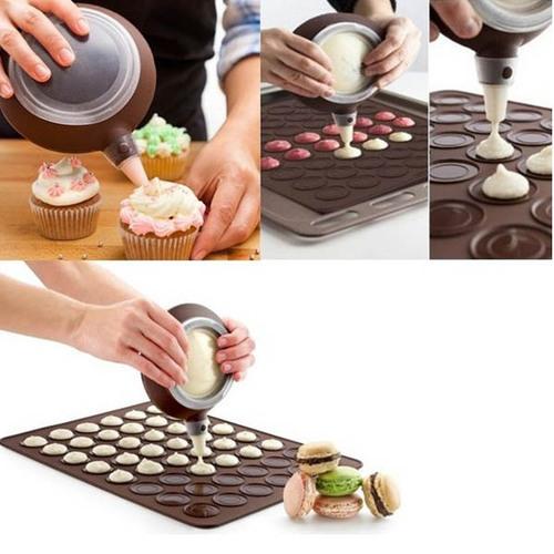 ערכה להכנת עוגיות מקרון רק 69 ₪ !!!