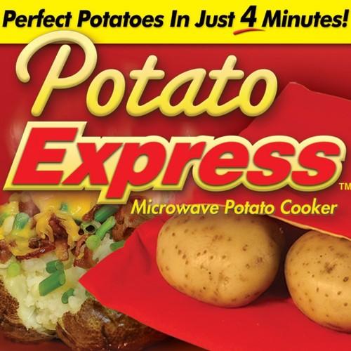 הפתרון המושלם לתפוחי אדמה - אפיית תפוחי אדמה מושלמים במיקרו...