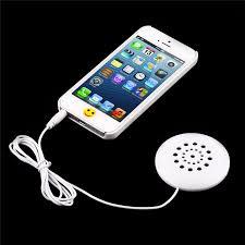 מבצע מטורף !!! רמקול נייד המתחבר לתקע הפאלפון 3.5 מ