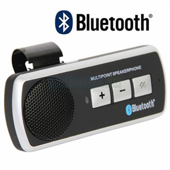 דיבורית BLUETOOTH לרכב או למשרד עם תמיכה במענה ל-2 מכשירים ב...