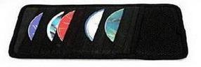 רק 10 ₪ !!! נרתיק דיסקים למגן שמש ברכב ל-12 דיסקים מלאי מוגב...