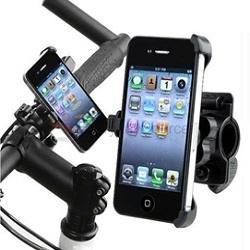 מעמד / מתקן אוניברסלי לטלפון נייד וסמארטפונים לאופניים חשמל...
