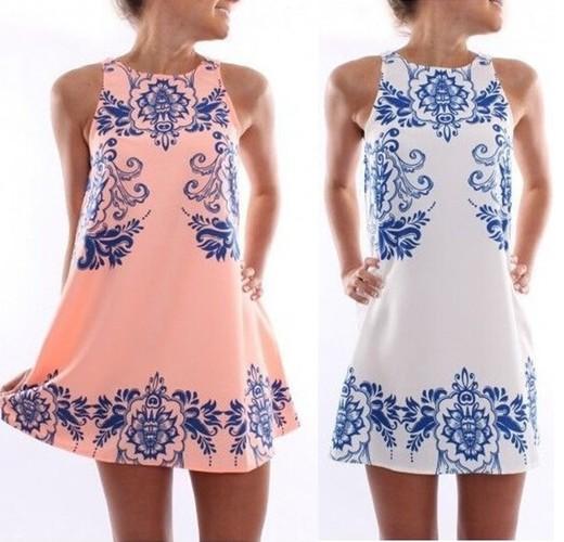 שמלה קייצית משגעת בשני צבעים לבחירה רק 99 ש