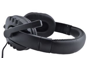 אוזניות קשת סטיראו מבית BaseLine. מתאימות לכלל סוגי המחשבי...