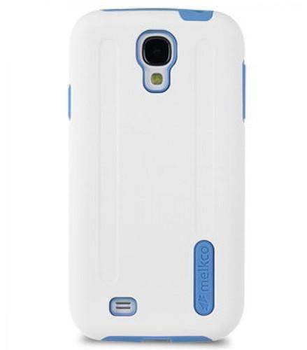כיסוי מגן ל Samsung S4 מבית Melkco. מורכב משכבה כפולה של הג...
