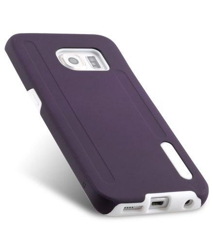 כיסוי מגן ל Samsung S6 edge מבית Melkco. מורכב משכבה כפולה ...