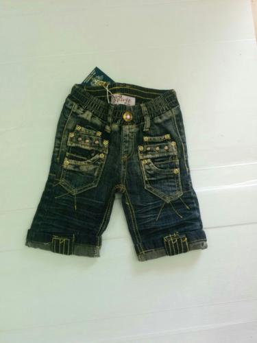 מכנסי ג'ינס באורך 7/8 לתינוקות בנות של חברת A.V.G - אביגדור ...