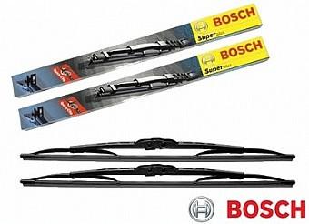מגוון מגבים לרכב מבית Bosch גרמניה !! זוג מגבים כולל התקנה ...