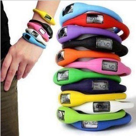 מתנה חינם ! ללקוחות COUPO ! שעון יד צמיד ספורט במבחר צבעים ל...