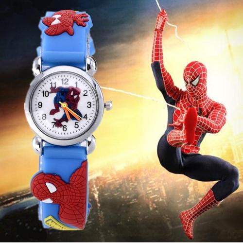 מתנה מדליקה לילדים ! שעון יד של הדמויות האהובות על הילדים ס...