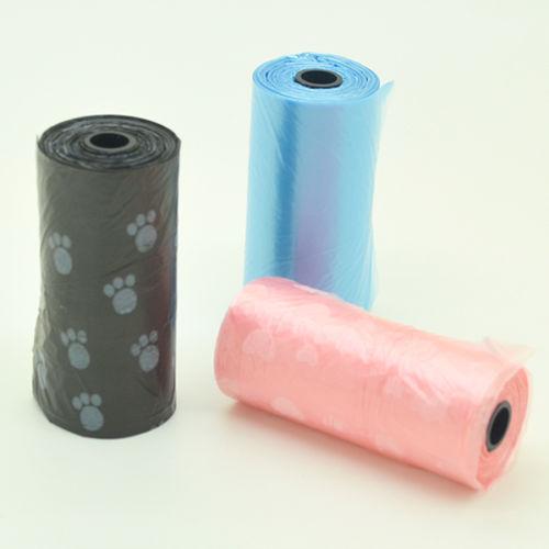 60 שקיות לאיסוף צואת הכלב שימנעו ממך קנס ולשמירה על איכות ה...
