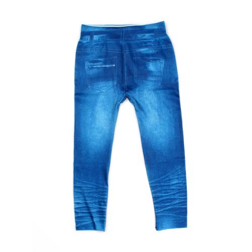 טייץ ג'ינס מדליק לילדות שנראה ממש כמו ג'ינס אמיתי רק ב-37 ש...