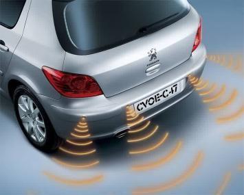 חיישני רוורס יוקרתיים לרכב, כולל תצוגה LCD אחריות 24 חודשים...