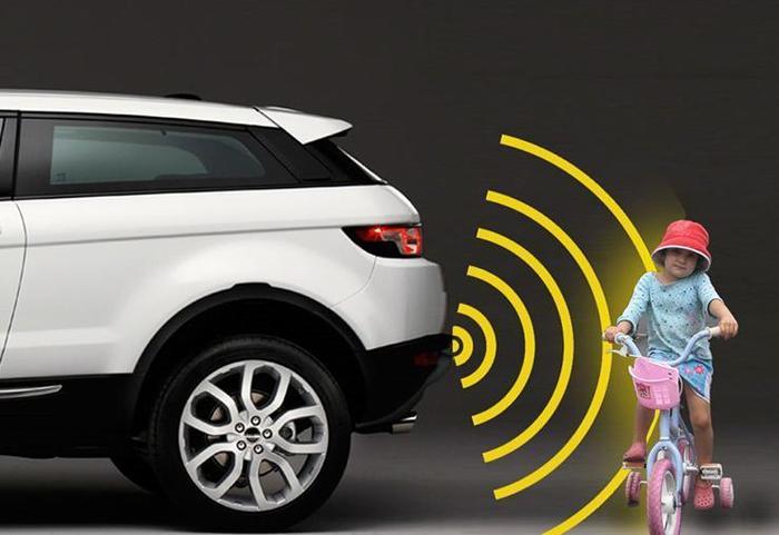 חיישני רוורס יוקרתיים לרכב כולל תצוגת LED איכותי מאד 100 א...