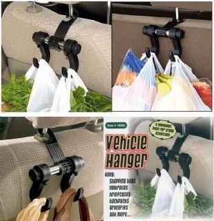 מתקן ייחודי לתליית תיקים ושקיות ברכב, הנתלה על מושבי הרכב...
