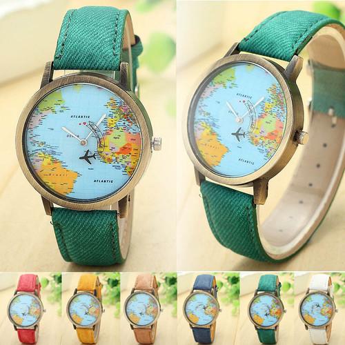 חגיגת שעונים ב- COUPO ! שעון יד מסביב לעולם, אלגנטי וקלאסי ...