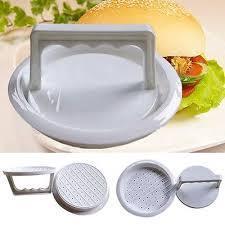 מכשיר להכנת קציצת המבורגר ביתית למירקם וגודל אחיד רק ב-27 ש...