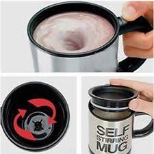 ספל מערבבת, אולי לא מכינה לכם את הקפה לבד... אבל בהחלט מערב...