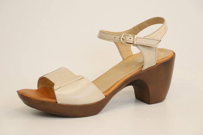 נעלי אלה יופי שנוח לך ! ללכת עם עקב להרגיש בלי... סנדל עקב ...